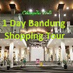 1 day Bandung shopping tour